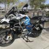 2017 BMW GS 1200 Adventure offroad and onroad