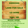 VARIOUS LANDS FOR SALE BY KOKO