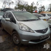 Honda Fit 2010 Automatic Silver