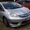 New Honda Fit 2012 Automatic Silver